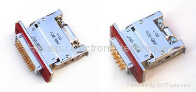 J14系列军品电连接器 6