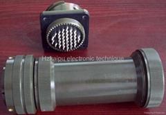 5015系列卡口式電連接器