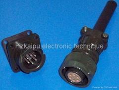 卡口插拔電連接器,航空插頭