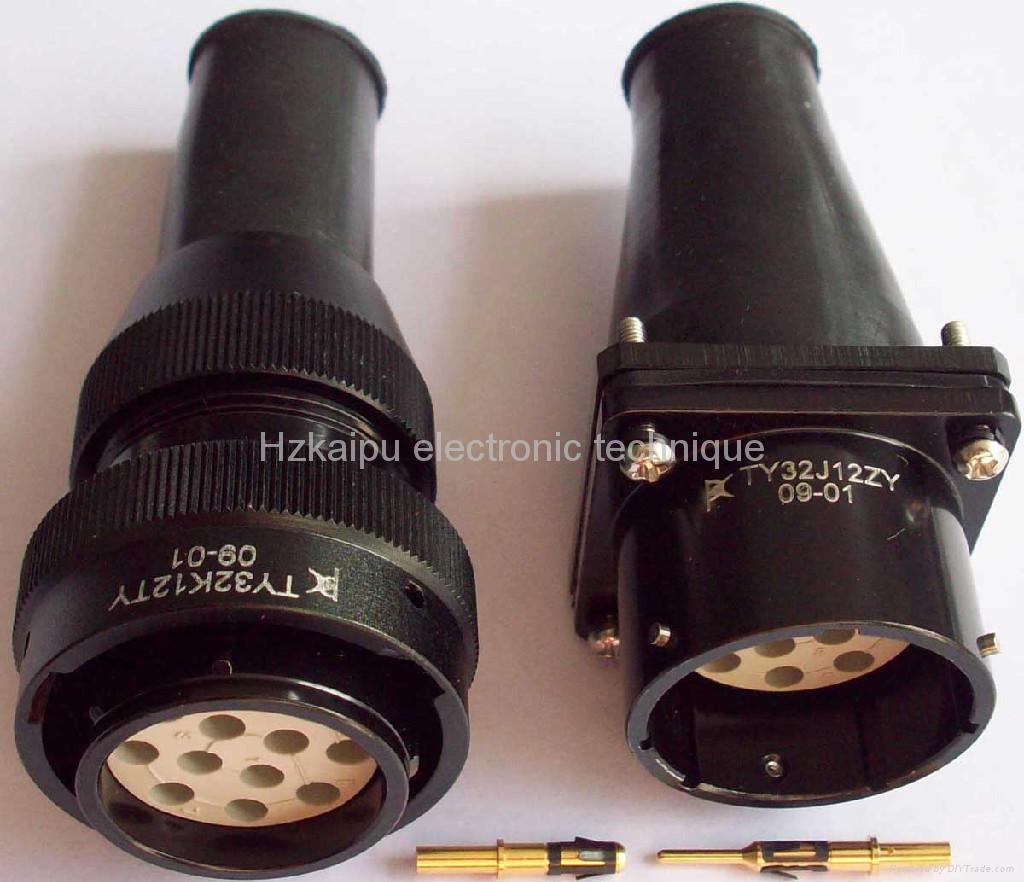 TY32型圆形电连接器 1