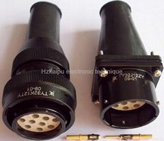 TY32型圓形電連接器