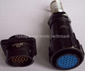 FQ24-26 pins water proof connector