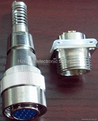 防水航空插頭IP68級