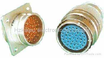 Y3A型系列直插式圆形密封电连接器 1