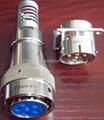 FQN24防水型系列圆形电连接器 2