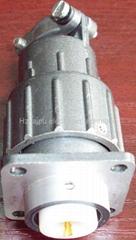 Q18型耐高壓電連接器,航空插頭