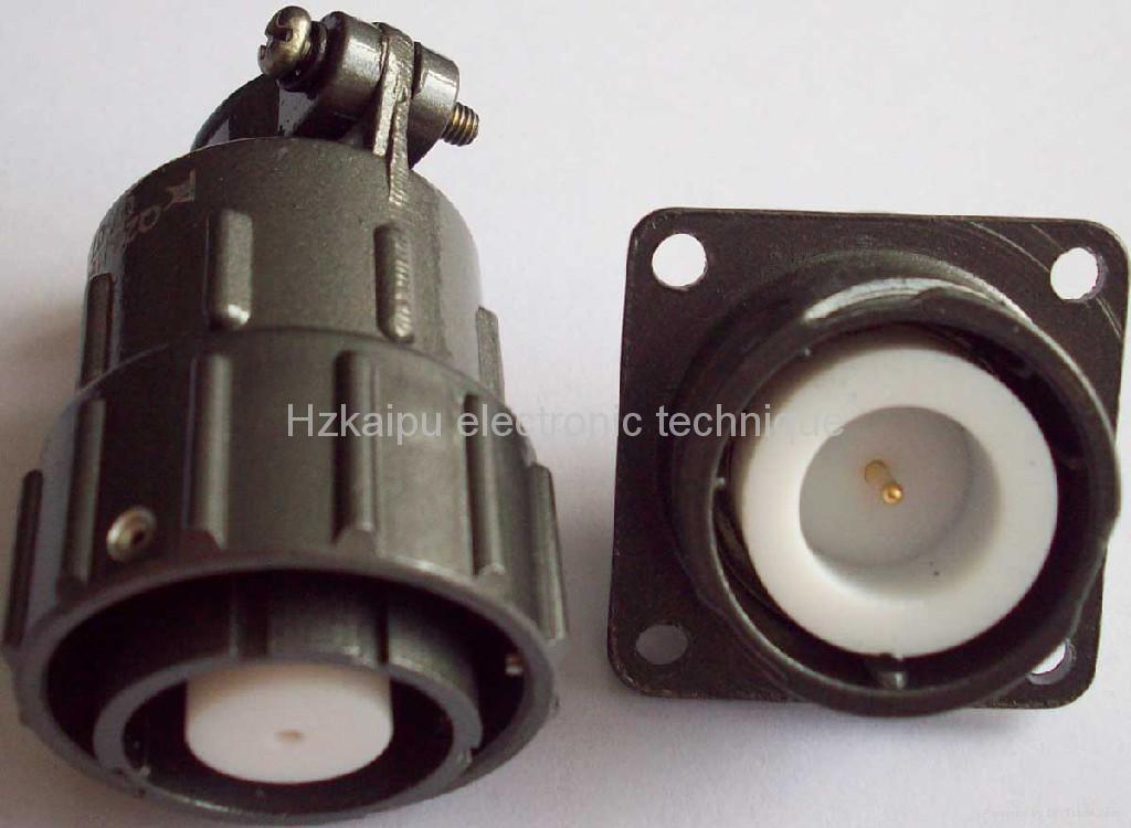 Q24型耐高压电连接器,航空插头 1