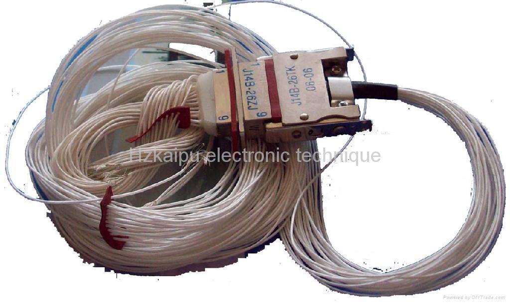 J14B high quality rectangular connectors