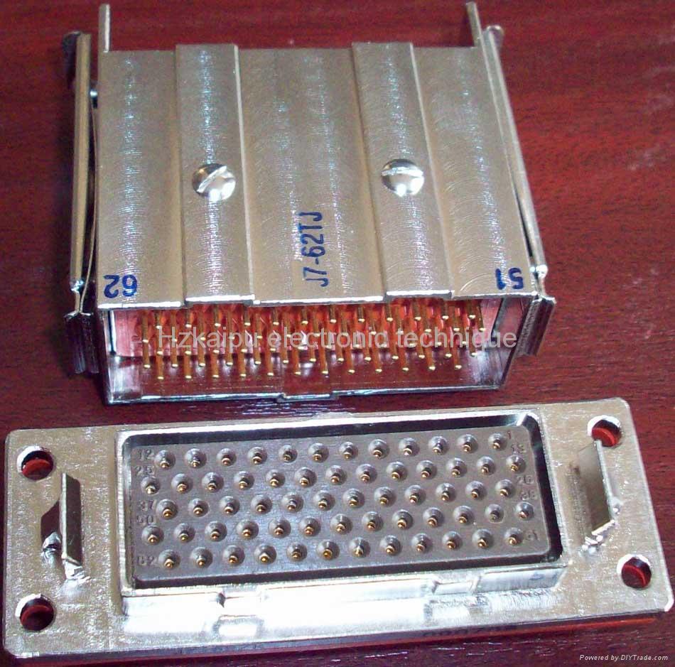 Military connectors J7-62 2