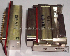 J36 rectangular connectors