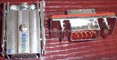 J7系列軍品矩形接插件