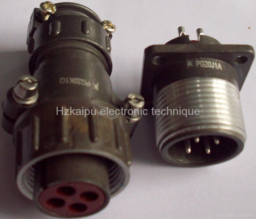 PG20 high viltage circular connector
