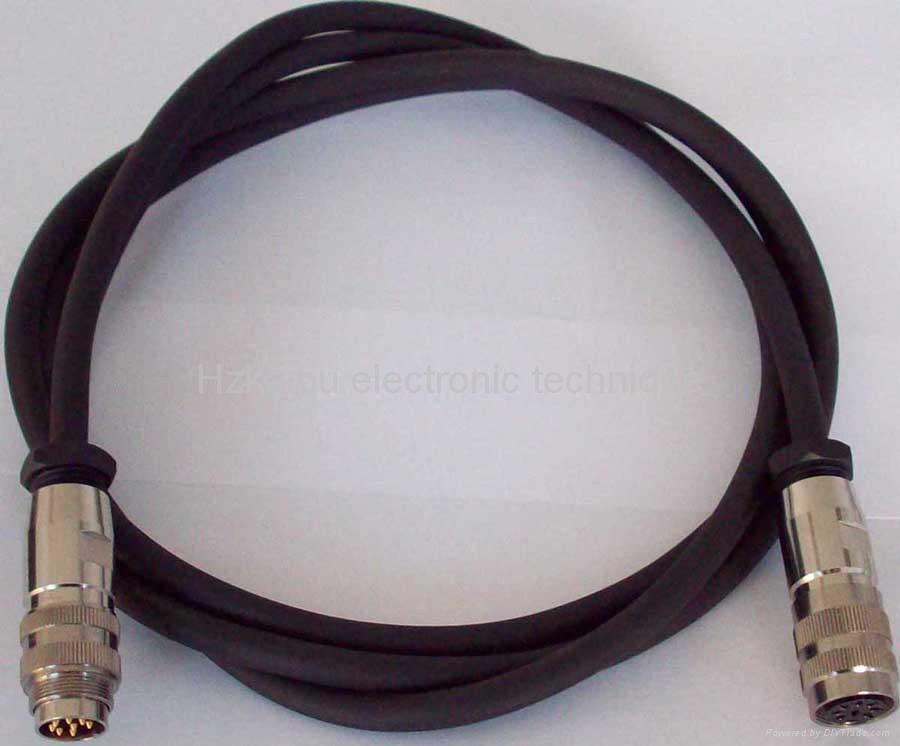AISG cable connectors 1