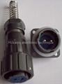 防水电连接器,防水插头座