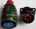 电源系列圆形电连接器,航空插头