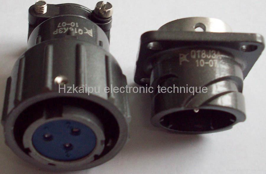Q18型系列电连接器,航空插头 1