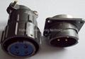 Q24型电连接器,航空插头