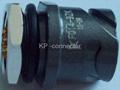 FQ14-9圆形螺母固定式插座