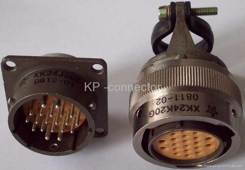 XK27 series  connectors 8