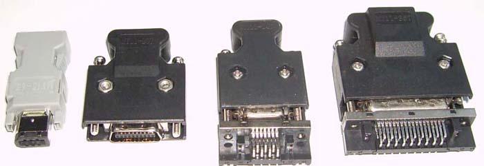MY11 系列矩形电连接器 1