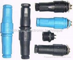FS2型防水电连接器,防水插头