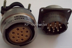 XK24型系列电连接器,航空插头