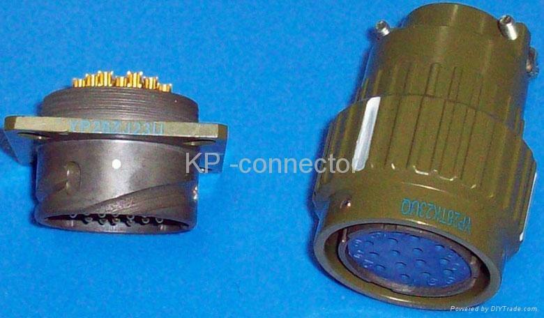 YP28系列圆形电连接器,航空插头座 1
