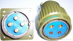 YP36系列圆形电连接器,航空插头座