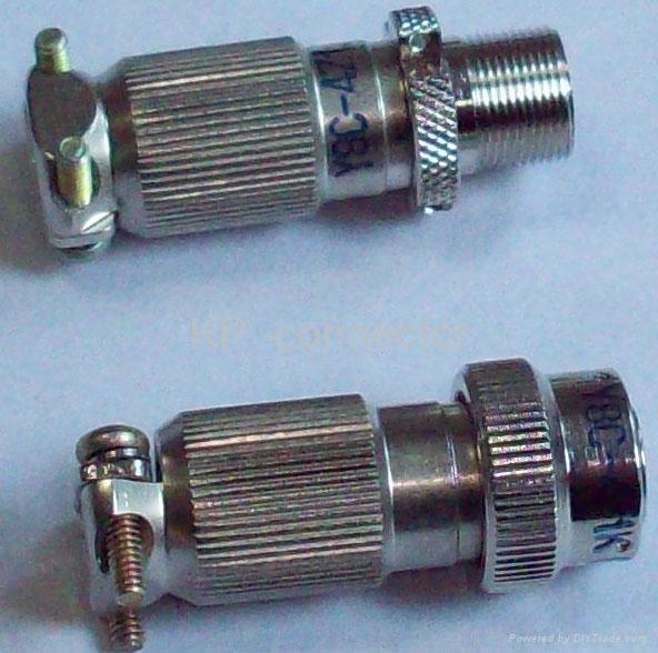 Y8C series small circular connectors