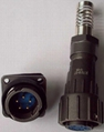 FQ18-5芯防水型圆形电连接
