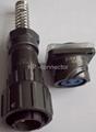 FQ18-2芯防水型圆形电连接器