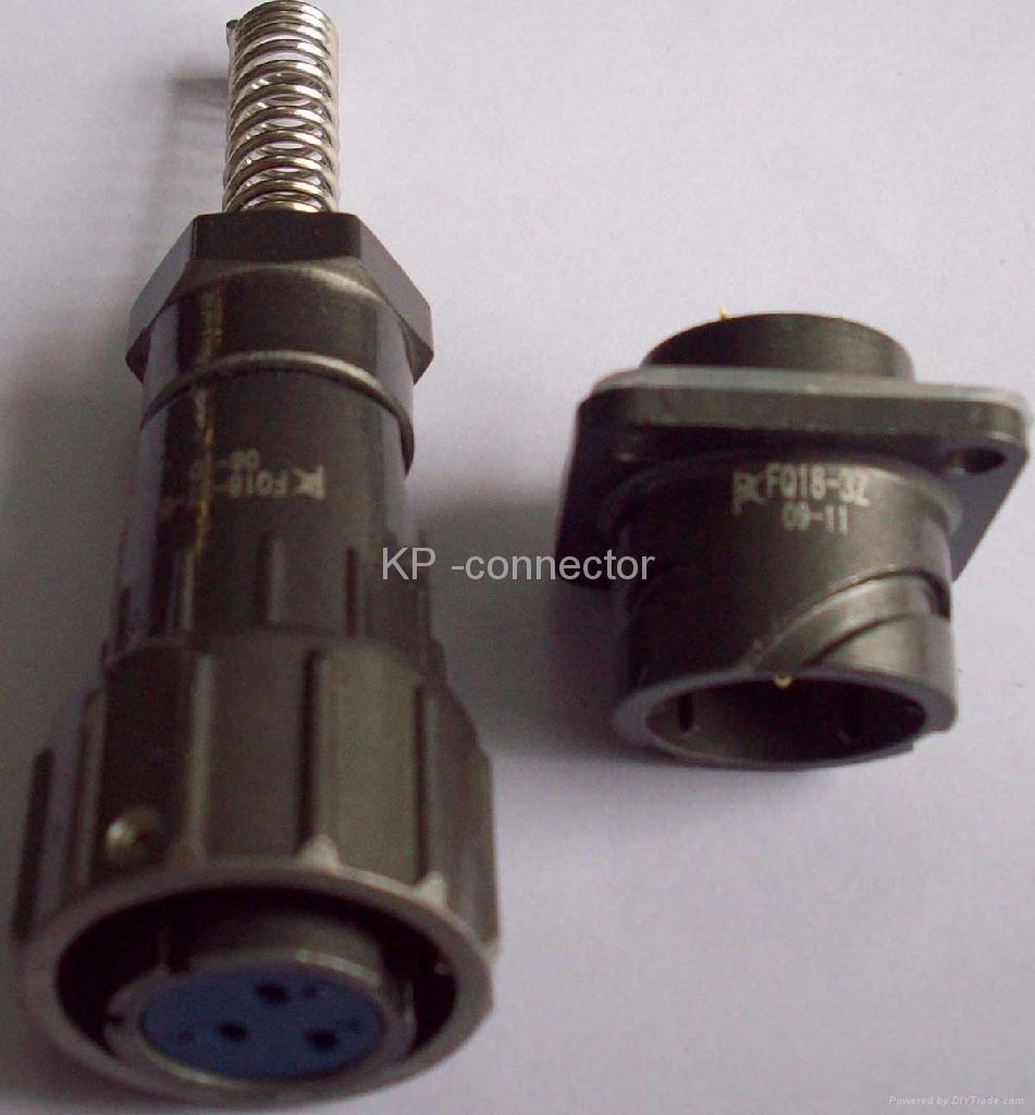 water proof  circular connectors FQ18-3