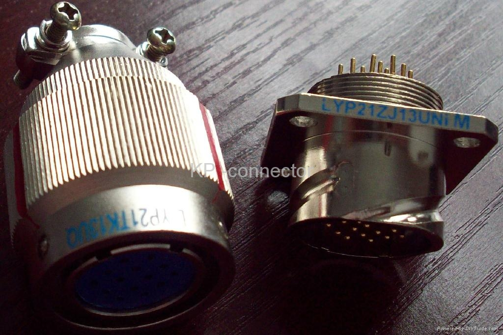 LYP21 series circular connectors