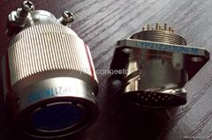 LYP21系列圆形电连接器,航空插头座