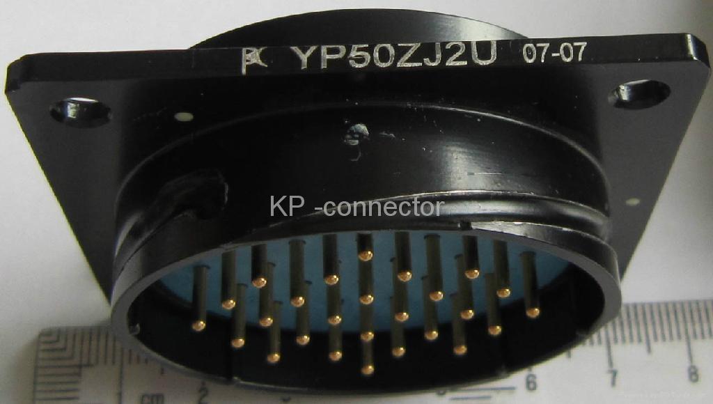 LYP50 series circular connectors