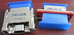 J14A series rectangular connectors