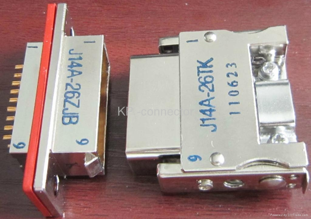J14A系列軍品電連接器 2