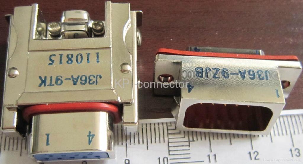 J36A系列軍品電連接器 1