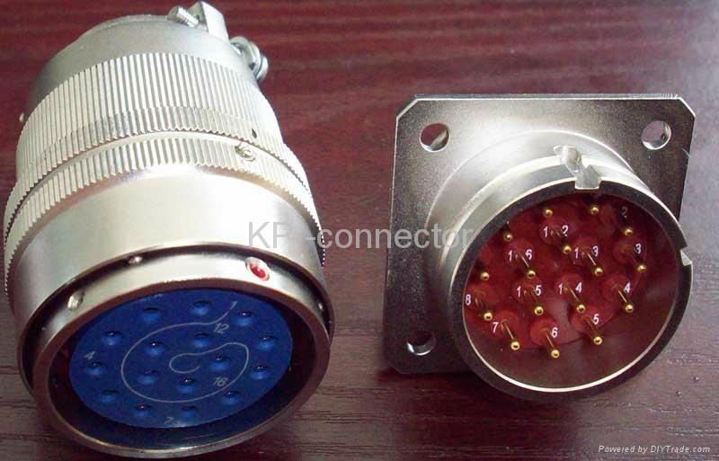 Y3 series push pull circular connectors 1