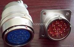 Y3型系列直插式圆形密封电连接器