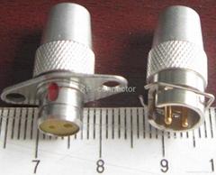FD型系列直插式圆形密封电连接器
