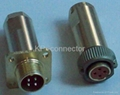 PC-4TB type circular connectors