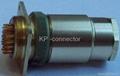 PC-32小圆形符合俄罗斯标准航空插头 2