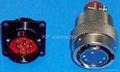 MS3116F14-5S item Circular connectors as