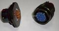 仿美军标系列圆形电连接器,航空
