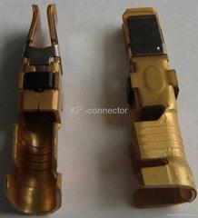 电源接线端子,矩形插孔,矩形插针