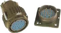 圓形航空插頭,電連接器