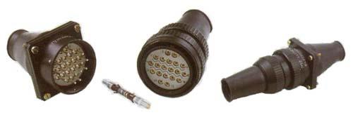 TY型圆形电连接器 2