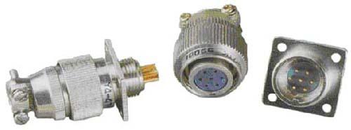 Y4M型圆形电连接器 1