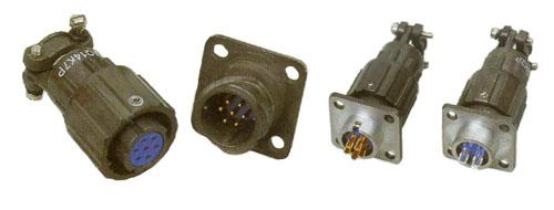 Q型系列电连接器,航空插头 1